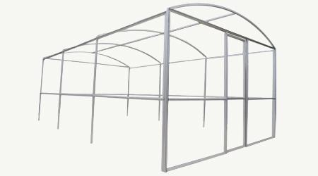 Hidrobolivia for Construccion de viveros e invernaderos