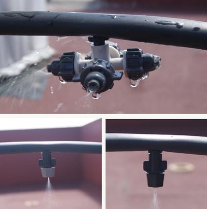 Gu a qu es el riego por nebulizaci n hydro for Nebulizadores de agua