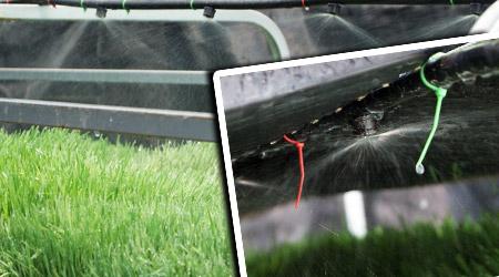 verde hidropnico en la produccin de hongos y en la produccin de plntulas germinacin de plantas donde debido a la delicadeza de estos cultivos