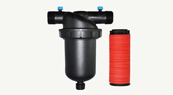 filtro de anillas para riego