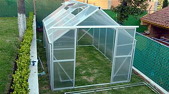 Gu a cultivo hidrop nico c mo empezarlo hydro - Como hacer invernadero casero barato ...